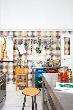 piastrelle fatte a mano in ceramica pavimento rivestimento colorato dama design bardelli