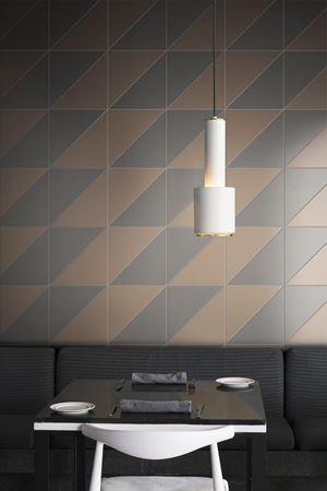 Pittorica studiopepe design piastrelle tringoli e rombi da pavimento e rivestimento